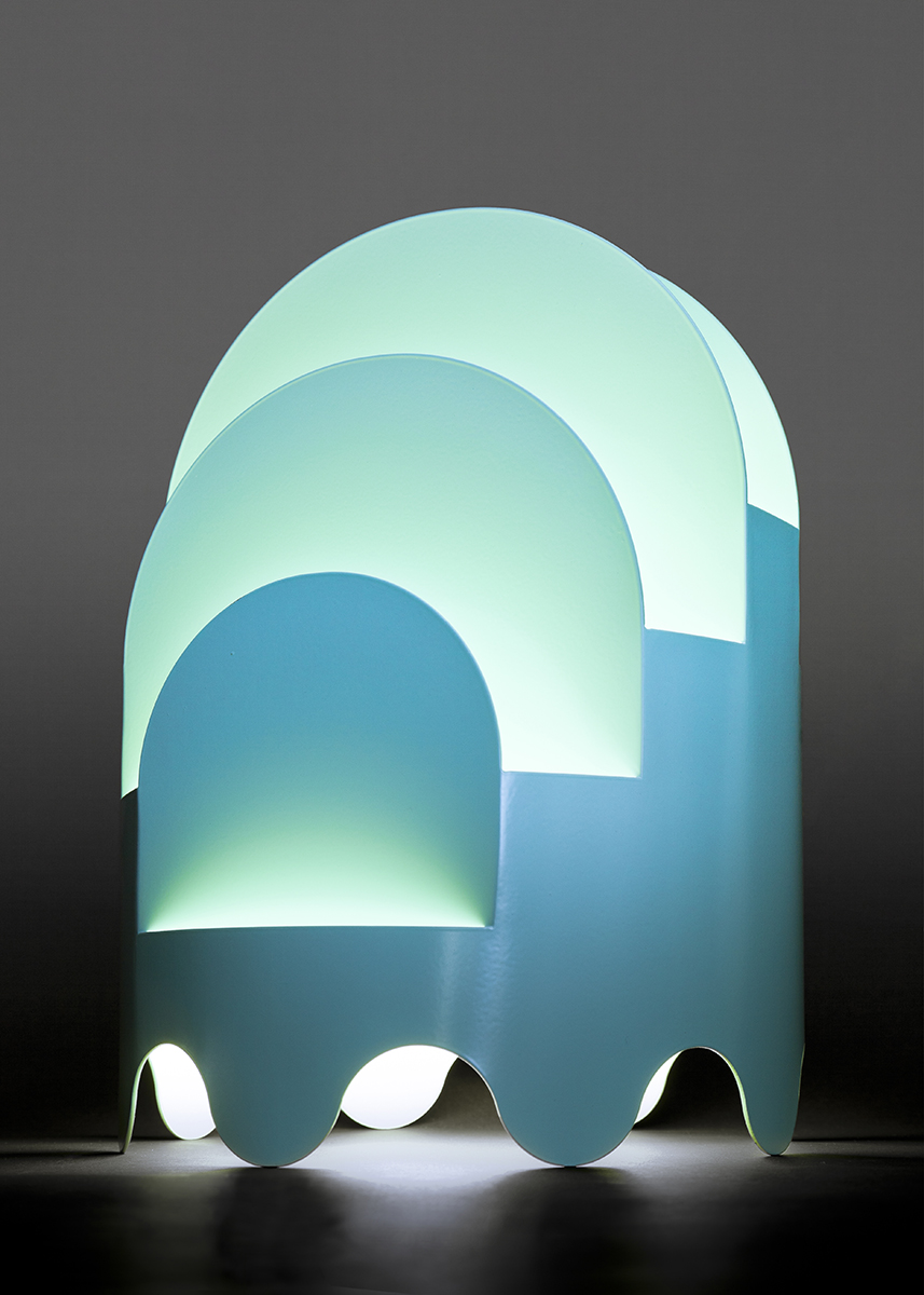 Sunrise Lamp - Michael Schoner